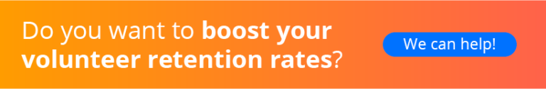 How to boost your volunteer retention rates with NonProfitEasy!