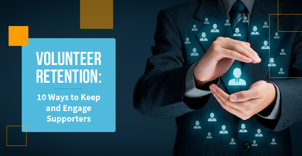 In this article, we explain the concept of volunteer retention and give you some ideas about how to increase your retention rates.